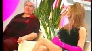 VANESSA SUPERSTAR EN CANAL 9 ENTREVISTA con Alicia Ramirez + LA VANESSA SOY YO TV VALENCIA SPAIN