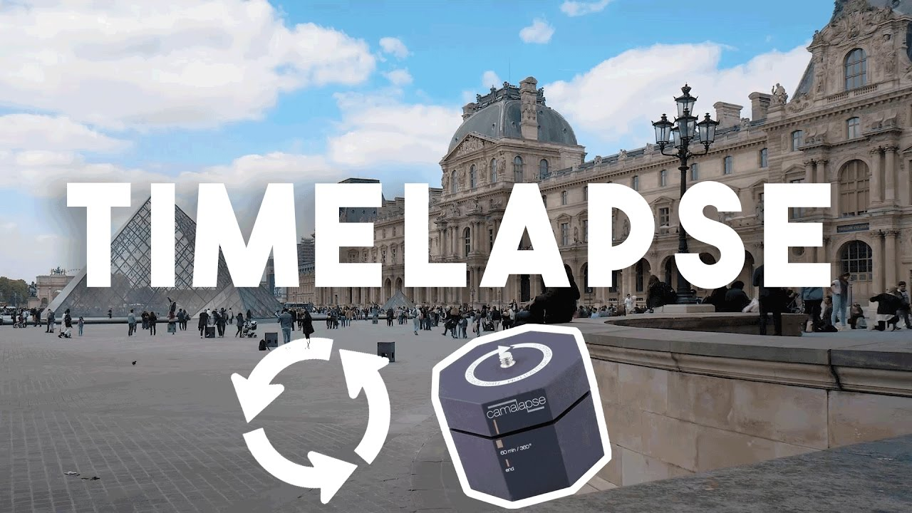 How to create a rotating timelapse for cheap youtube how to create a rotating timelapse for cheap ccuart Images