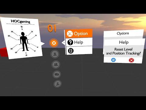 Sword Art Online GUI - VR Dev Log - 02