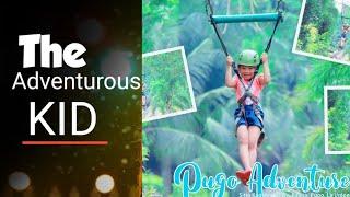 The Adventurous Kid  : My Travel Buddy | Abegail