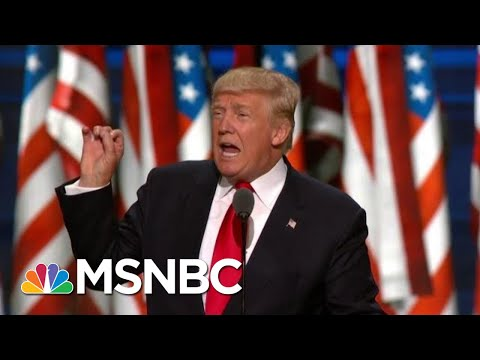 See How Trump Could Lose Re-Election Over 'Law And Order' Police Clash | MSNBC