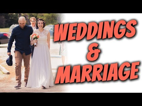Weddings & Marriage in Australia | Advanced English Lesson