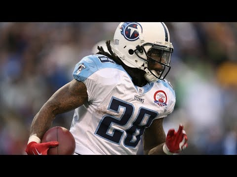 Chris Johnson Humiliates the Texans Defense in 2009!  NFL Flashback Highlights