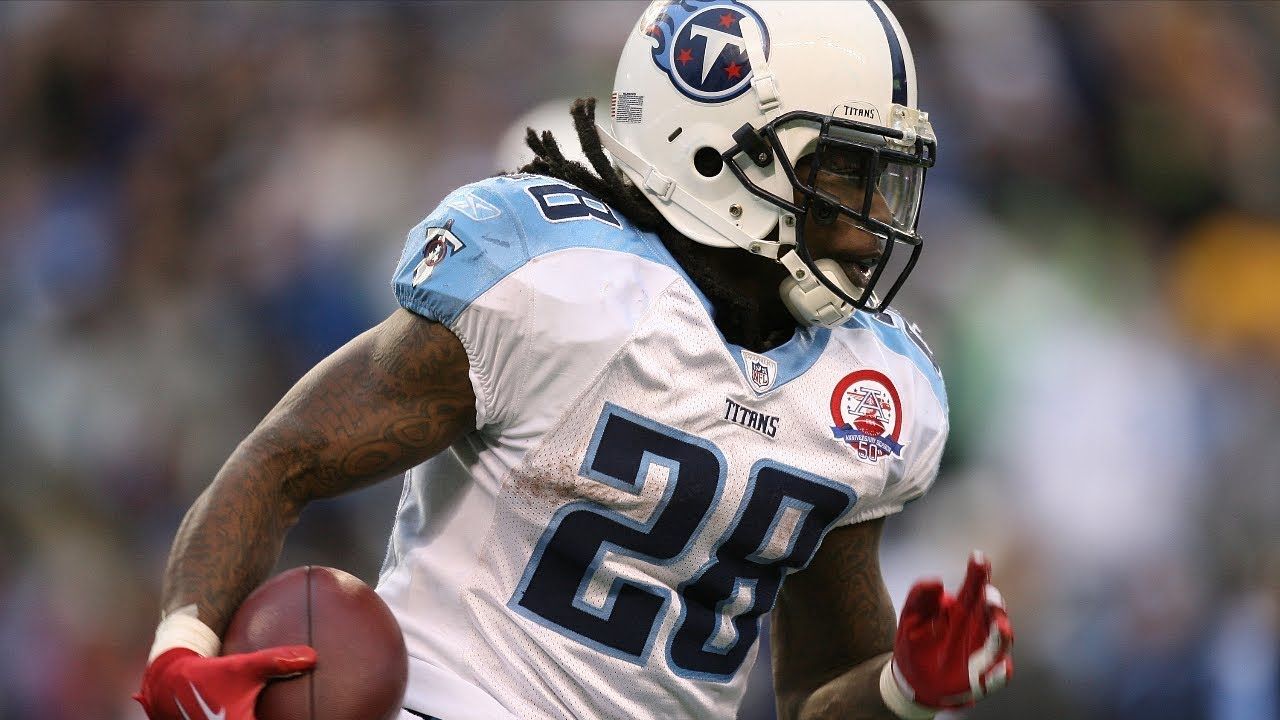 Chris Johnson Humiliates the Texans Defense in 2009! | NFL Flashback Highlights