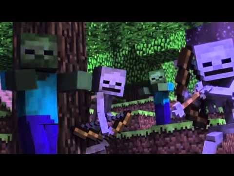 New World    A Minecraft Parody of Coldplay s Paradise  Music Video