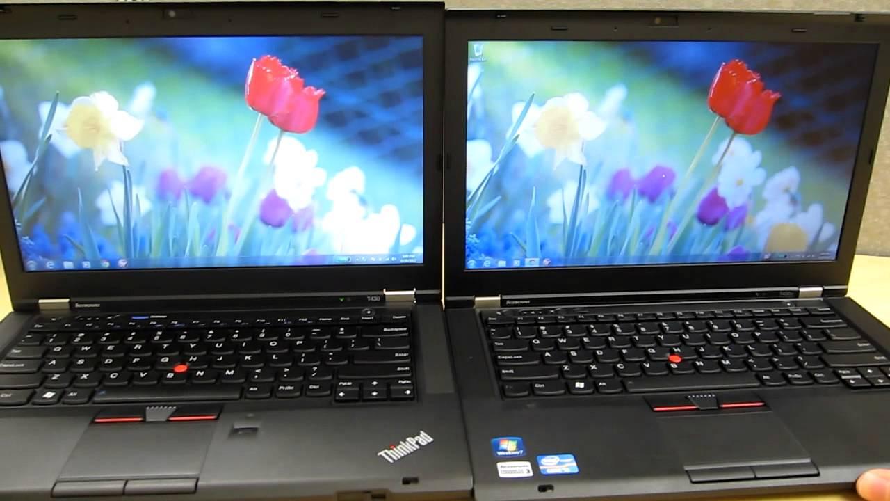 laptop side by side comparison