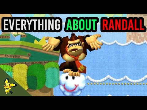 Everything About Randall ft. CDK - Super Smash Bros. Melee