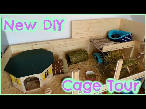diy-cage-tour-of-my-mum's-guinea-pig-cage