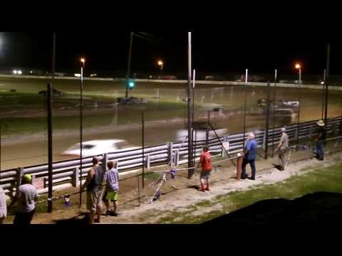 North Florida Speedway 7 28 17 feature win