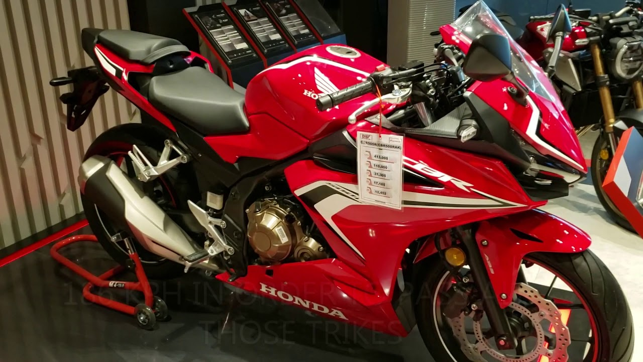 honda philippines 2019 motorcycle models and prices