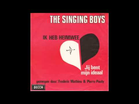 Frédéric Mathieu (The Singing Boys) - Ik Heb Heimwee