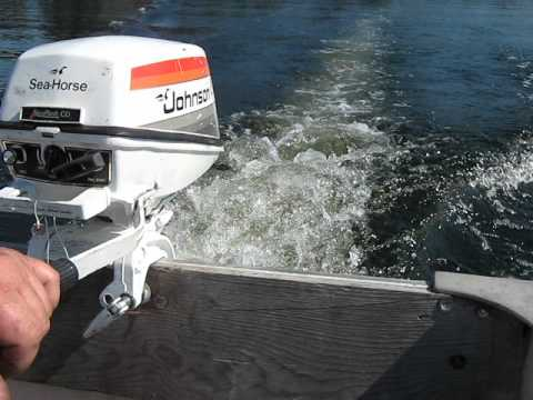 hqdefault 1978 4hp johnson outboard motor youtube