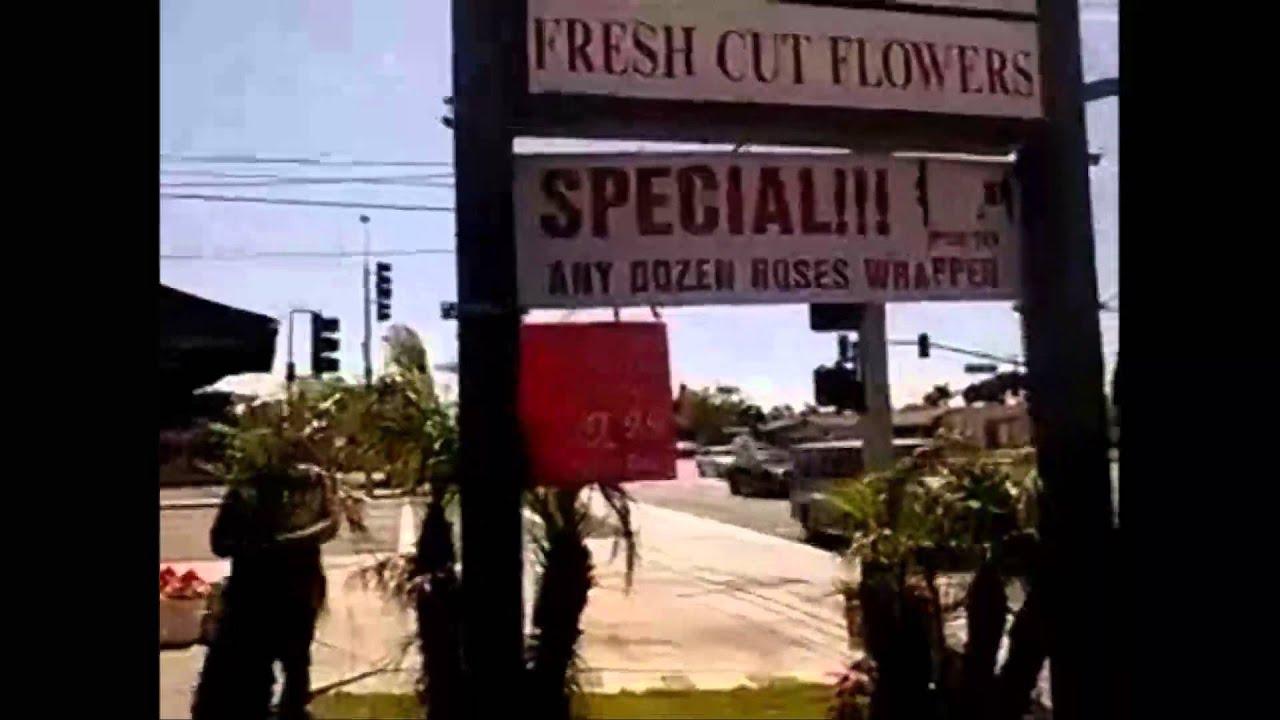 Step Van Fresh Cut Flowers