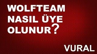 Wolfteam (Joygame) nasıl üye olunur ?