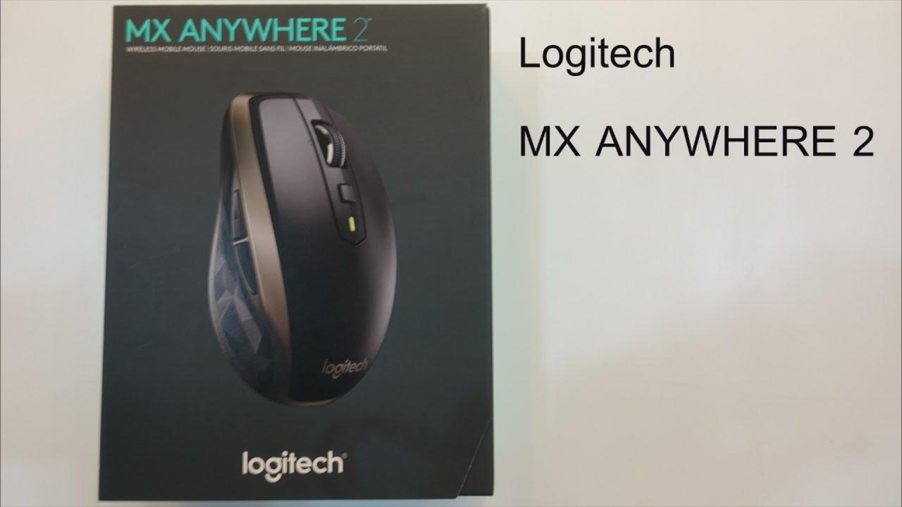 เมาส์ Logitech MX Anywhere 2