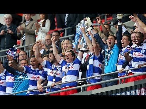 HIGHLIGHTS QPR v Derby Sky Bet Championship Play-off Final