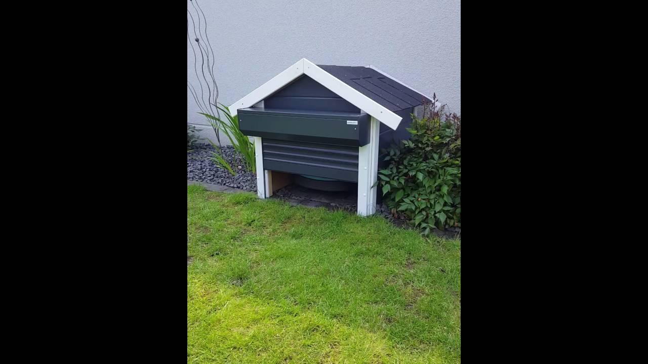 m hroboter garage youtube. Black Bedroom Furniture Sets. Home Design Ideas