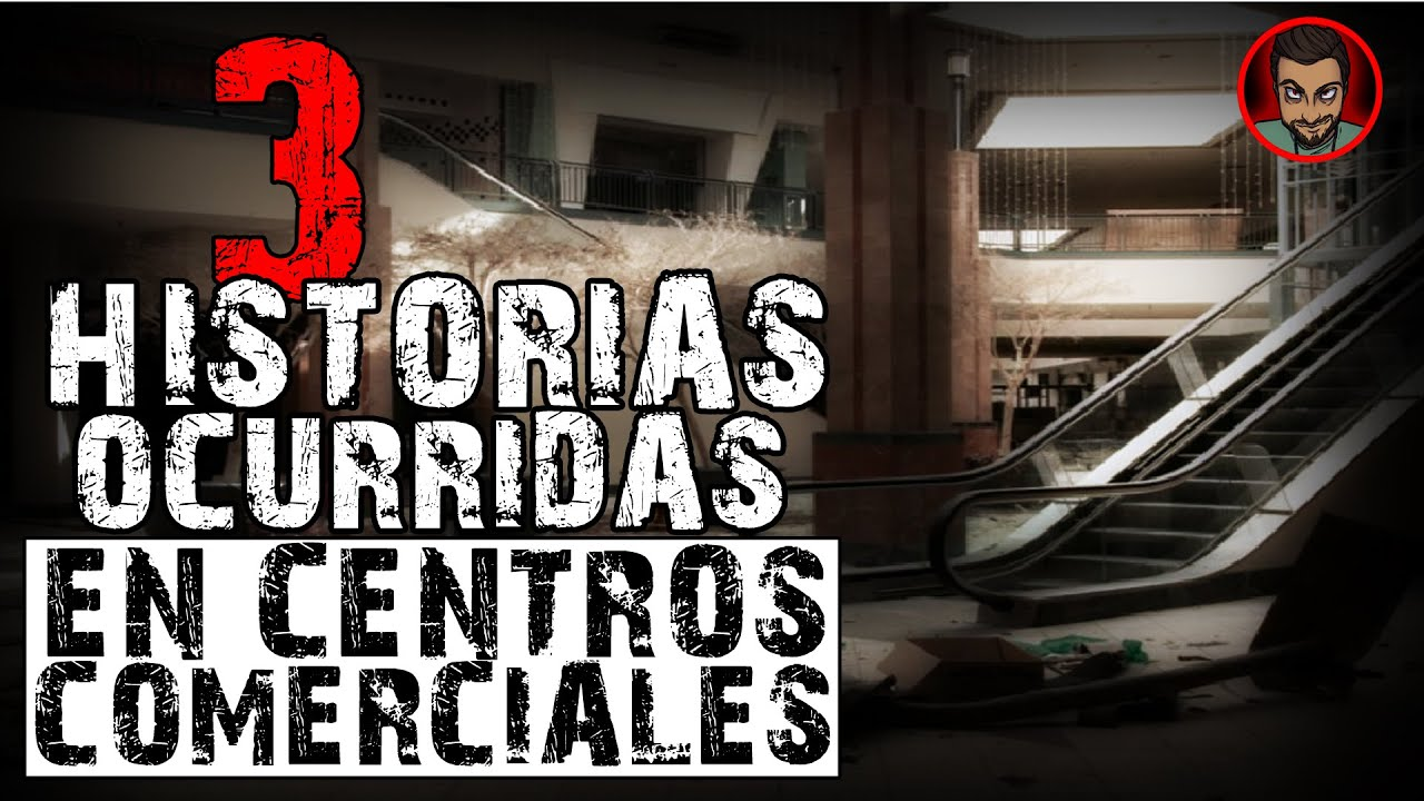 3 Historias de CENTROS COMERCIALES│Relatos De Horror │Historias De Terror │Inframundo Relatos