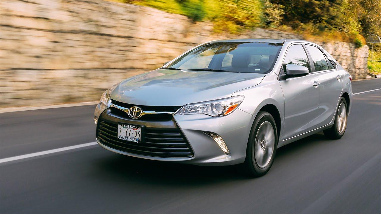 Toyota Camry 2017 A Prueba Autocosmos México