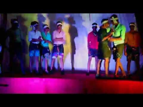 RHYTHM charumoodu club senior boys rocking dance 2k16