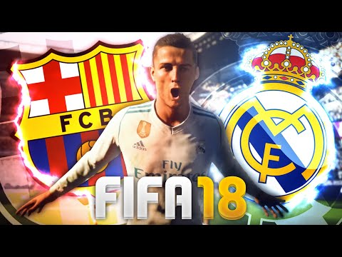 FIFA 18 : Real Madrid vs. FC Barcelona - El Clásico