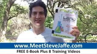Hi, I'm Steve Jaffe