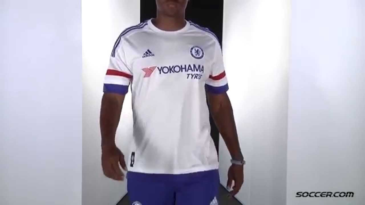 f0a7ace42 adidas Chelsea Training Pant 15/16 & adidas Chelsea Away Jersey 15 ...