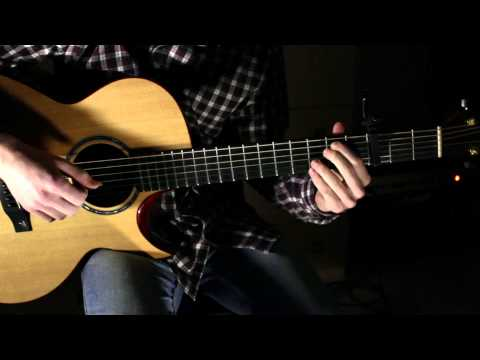Ed Sheeran - I See Fire - The Hobbit, Desolation of Smaug - Fingerstyle Guitar Cover