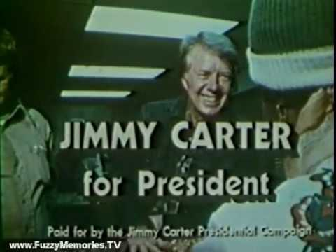 Jimmy Carter For President (Political Ad, 1976)