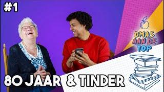 EEN TINDER MATCH MET FREDDIE VAN 68... | OMA'S AAN DE TOP
