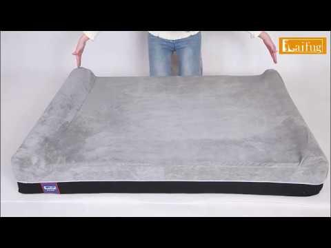 laifug-orthopedic-memory-foam-extra-large-dog-bed-pillow