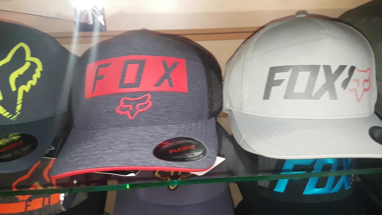c2078c8f772e8 Gorras FOX modelos Recientes 2018 - YouTube