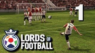 Let's Play Lords of Football #001 - Start in eine neue Saison [deutsch/HD] [Gameplay]