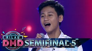 Bikin Merinding! Nando Bawakan Lagu [EGOIS] Dgn Sepenuh Hati - Semifinal Kilau DMD (23/3)