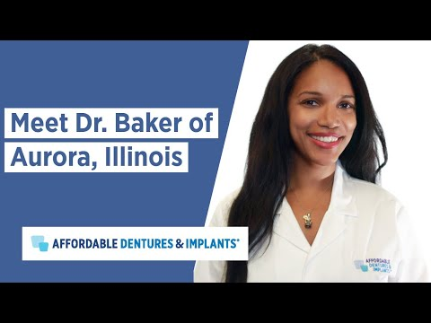 Dr. Chernara Baker | Aurora, Illinois