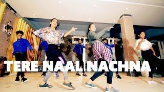 TERE NAAL NACHNA Dance Choreography | Athiya Shetty | Badshah, Sunanda S |