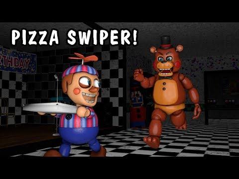 [SFM] FNAF - Pizza Swiper!