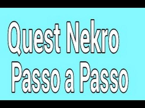 ARCANE LEGENDS - Quest Nekro Passo A Passo