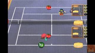 [PS1] Smash Court 3 - Klonoa makes a hamburger