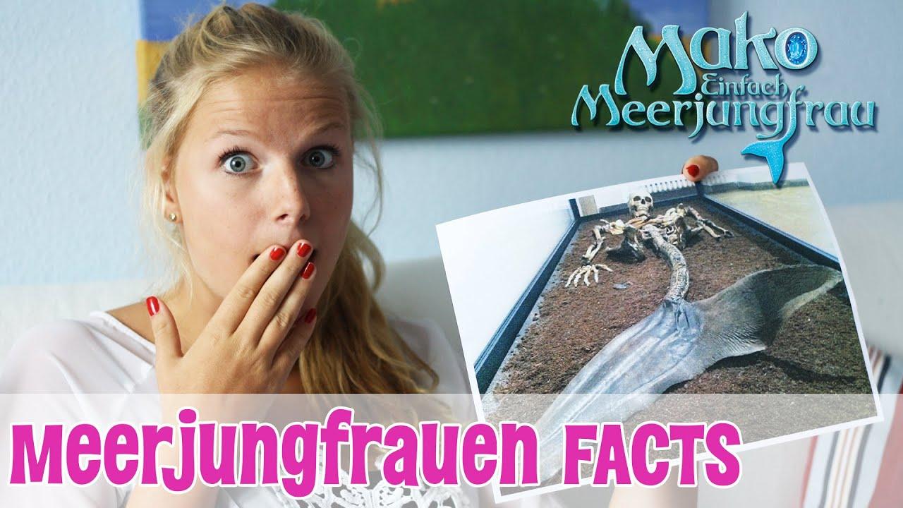 meerjungfrauen facts  mako  einfach meerjungfrau  youtube