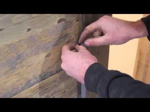Sliding Door Handle Installation DIY Low Profile Pull