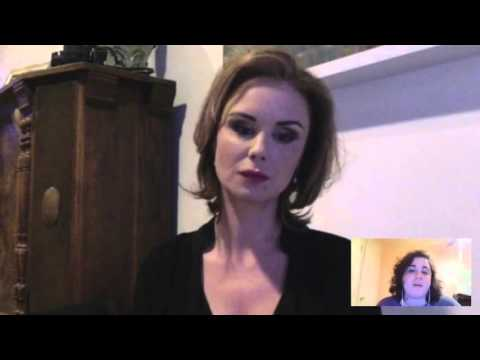 Keegan Connor Tracy Speaks Out for Bullies Keep Out