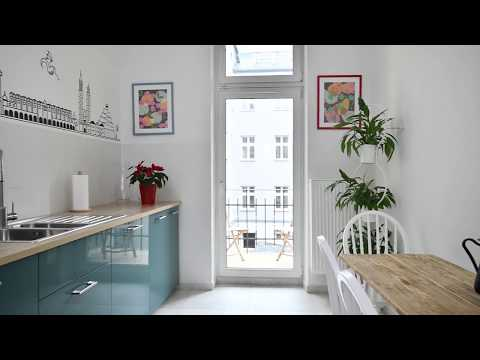 Real estate video - Luxury, 4 bedrooms apartment to rent in Krakow