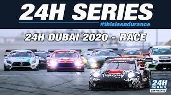 Hankook 24H DUBAI 2020 - Race
