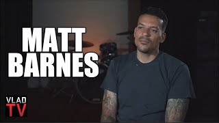 Matt Barnes: I Held Warriors Record for 3's in a Game Until Steph Curry Beat It (Part 4)