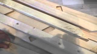 Обзор чердачной лестницы Стандарт ЛМ-02