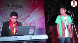 Tujhse Naraz Nahi Zindagi / Prem Pariyar Performing Live @ 5th Anniversary of SurShala Music Academy