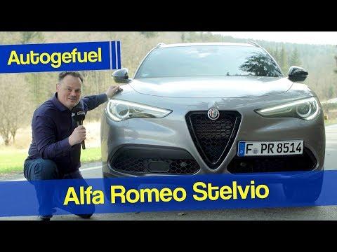 Alfa Romeo Stelvio REVIEW 2020 - Autogefuel