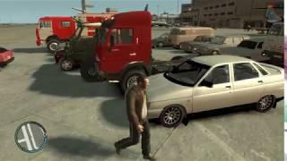 Русские машины для GTA 4 мод - Никко обновил автопарк
