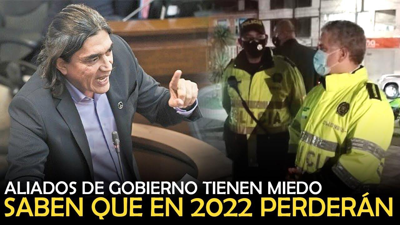 SABEN QUE EN 2022 PERDERÁN / Gustavo Bolívar
